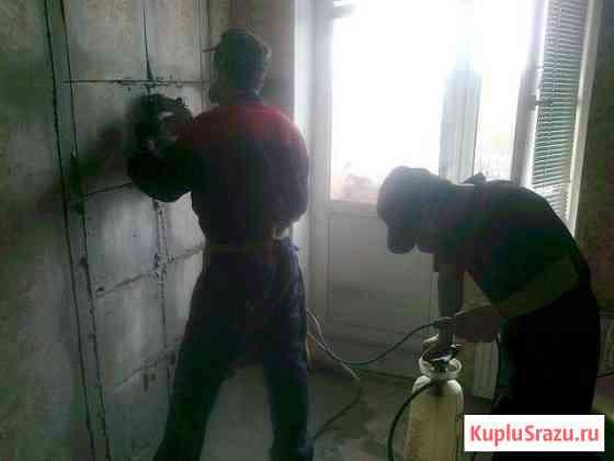 Демонтаж/Слом стен/Усиление/Алмазная резка бетона Уфа