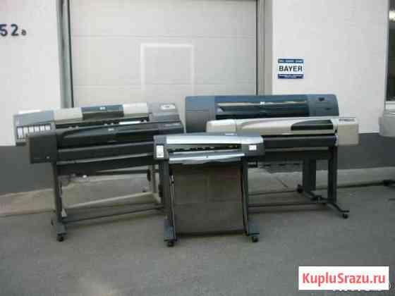 Диагностика и Ремонт плоттеров Xerox hp Designjet Уфа