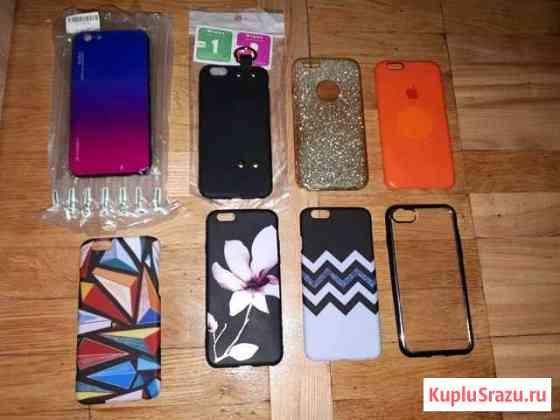 Чехлы iPhone 6s Новый Оскол