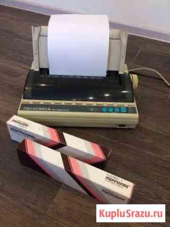 Матричный принтер Старый Оскол