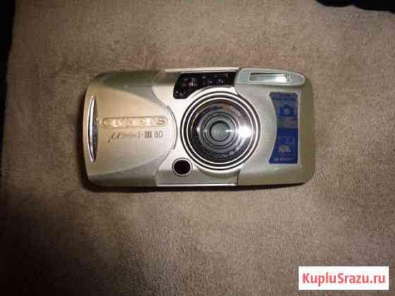 Фотокамера Olympus M(mju:) -III 80 Белгород