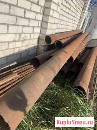 Труба металлическая Супонево