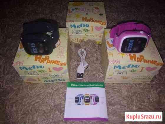 Детские часы с GPS-трекером (новые) Муром
