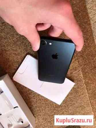 iPhone 7 128Gb Black Matte Владимир