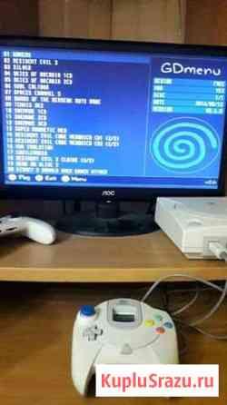 Sega Dreamcast Ковров