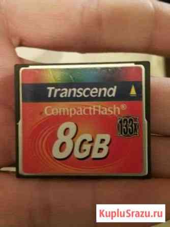 CompactFlash 8gb Владимир