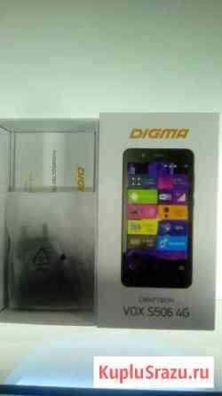 Сотовый телефон Digma Vox S506 4G Волгоград