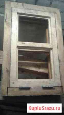 Блок оконный двойной деревянный Череповец