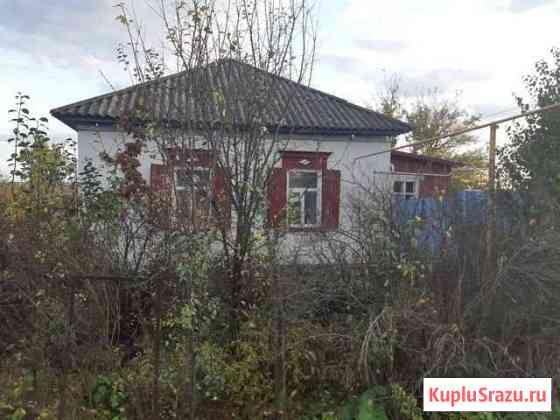 Дом 55 кв.м. на участке 24 сот. Богучар