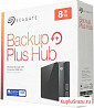 Внешний жесткий диск seagate Backup Plus 8 Тб