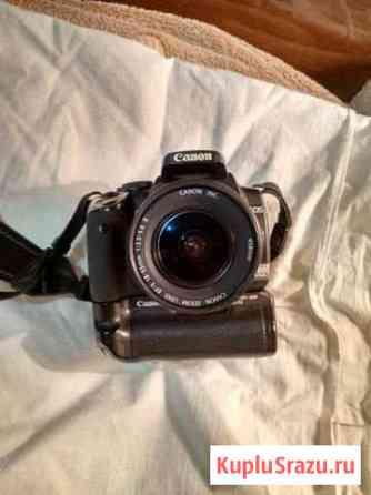 Продаю фотокамеру Canon 400d kit Воронеж