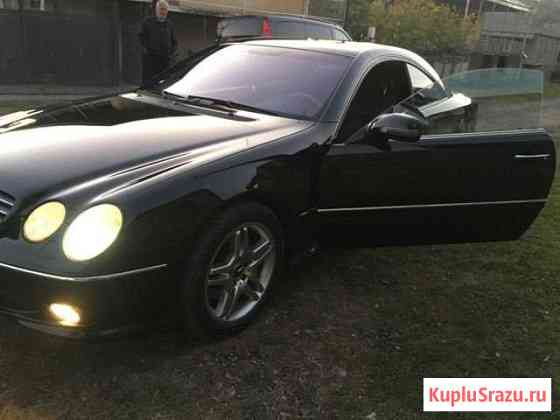 Mercedes-Benz CL-класс AMG 5.4 AT, 2001, 67 000 км Семендер