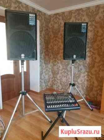 Музыкальная аппаратура Yamaha DXR 15 Дербент