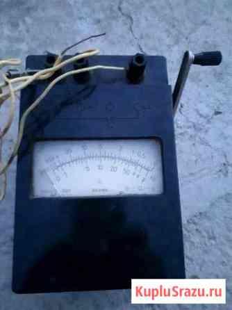 Мегаометр Чита