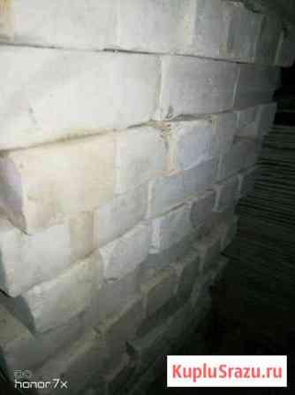 Кирпич белый силикатный Кинешма