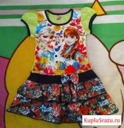 Платье детское Большое Полпино