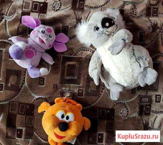 Мягкие игрушки Брянск