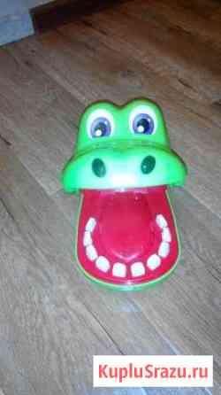 Игрушка крокодил-дантист Брянск