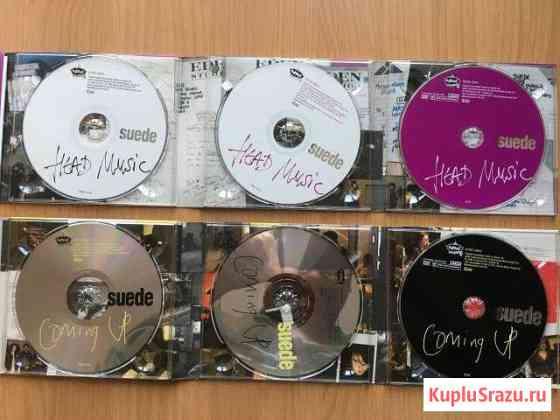 Компакт диски с рок-музыкой из домашней колллекции Брянск