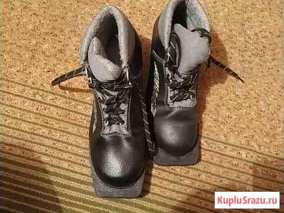 Лыжные ботинки Добрунь
