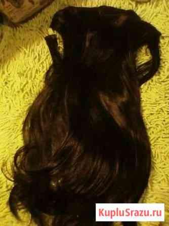 Волосы для наращивания на заколках 60 см Брянск