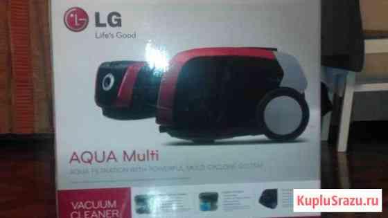 Пылесос LG Aqua Multi Владимир