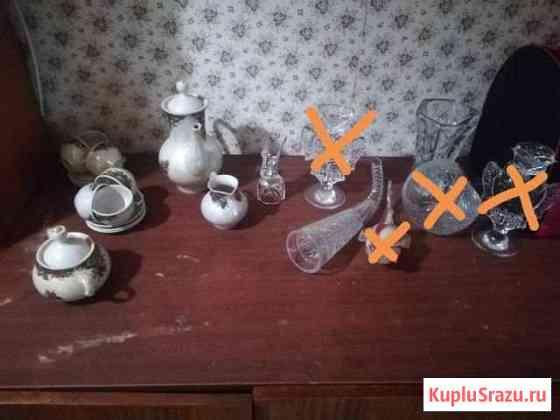 Стеклянные фарфоровые изделия Владимир