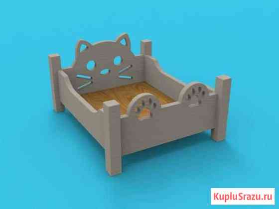 Кроватка для вашего питомца Ковров