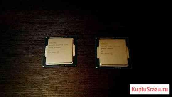 Процессор intel core i3 4160 Ковров