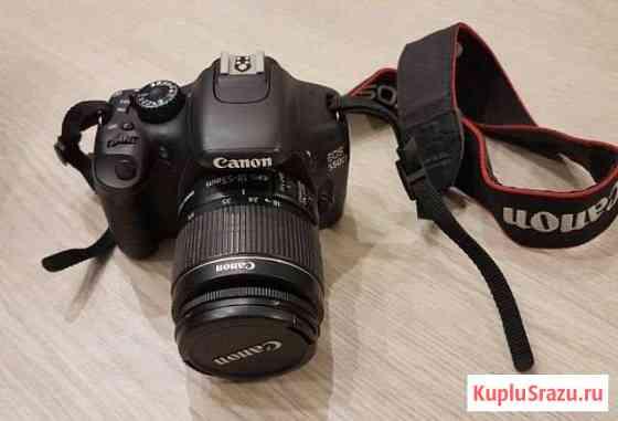 Зеркальный фотоаппарат canon EOS 550D Владимир