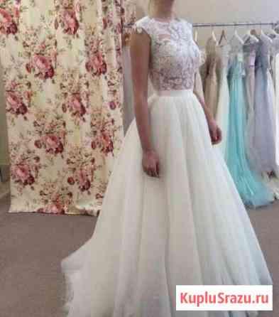 Платье свадебное Волжский
