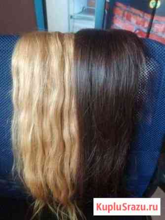Натуральные волосы Волгоград