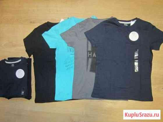 Новые футболки 138-143 и 144-152 Вологда
