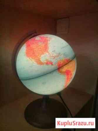 Глобус Череповец