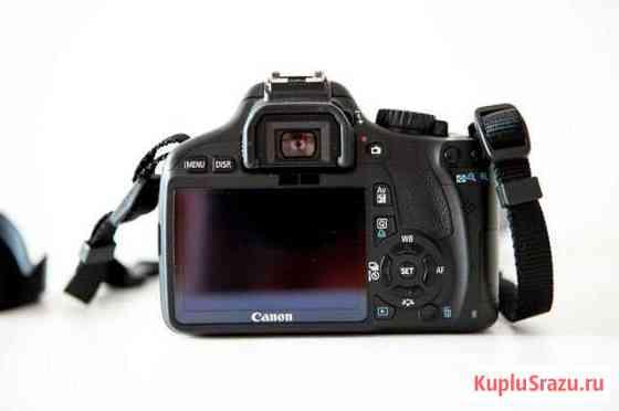 Фотоаппарат Canon EOS 550D + tamron AF18-200 Вологда