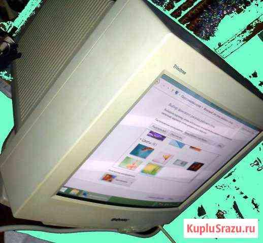 Sony Multiscan сpd-17SF2 trinitron либо на запч-ти Волгоград