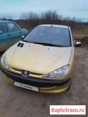 Peugeot 206 1.4МТ, 2003, 241000км Устье