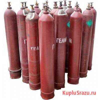 Гелий в баллоне 40 литров Вологда