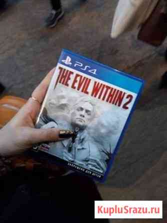 The evil within 2 PS4 Лиски