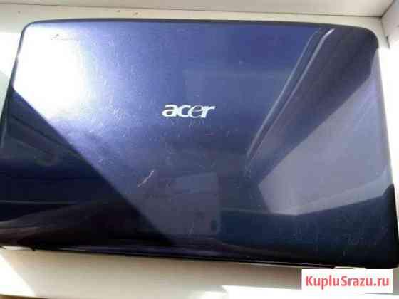 Acer 5740 Новая Усмань