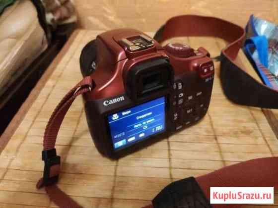 Зеркалка Canon 1100d, 18-55 is Воронеж