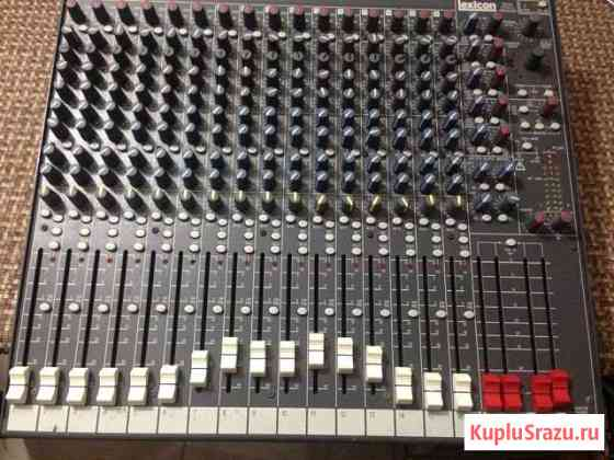 Микшерный пульт soundcraft FX16II Буйнакск