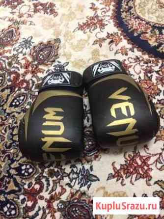 Боксерские перчатки, кимоно(комплект) Каспийск