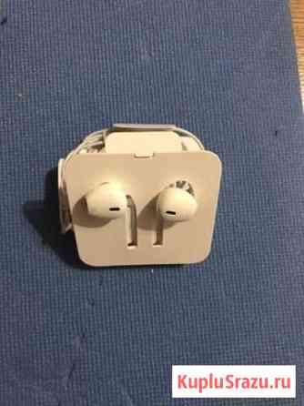 Новые наушники от iPhone 7 Махачкала