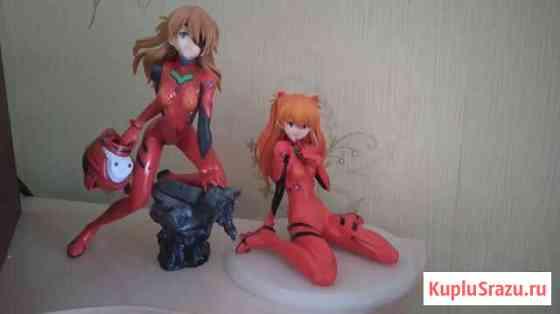Аниме фигурки: Asuka Langley фигурки 16 и 22 см Иваново