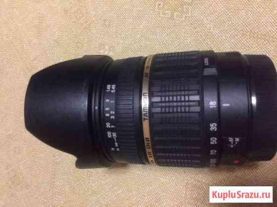 Объектив Tamron (canon) 18-200 mm F3.5-6.3 Иваново