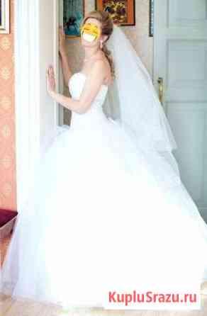 Свадебное платье Иркутск