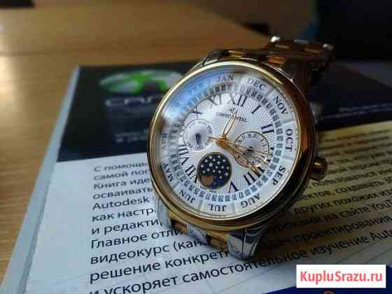 Continental Swiss Moonphases Chrono Калининград