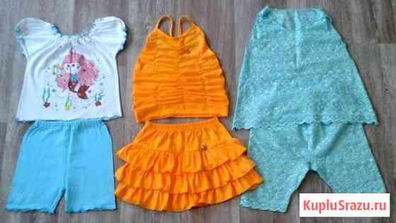 Костюм (юбка, шортики, майка, футболка) Калуга