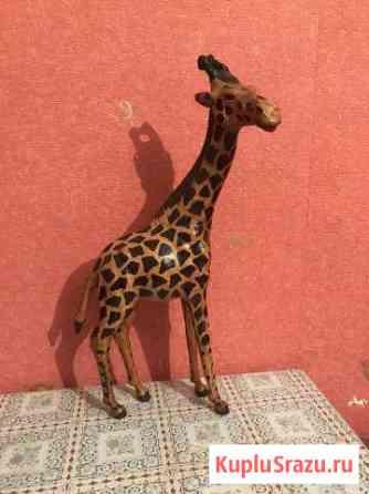 Жираф из кожи Черкесск
